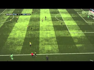 I LOVE THIS NEW FEATURE! - THE DANCING LINESMAN - FIFA 14 ON XBOX ONE