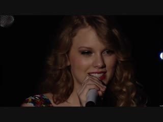 Taylor Swift - Live at Abbey Road Studios (Speak Now World Tour, London)