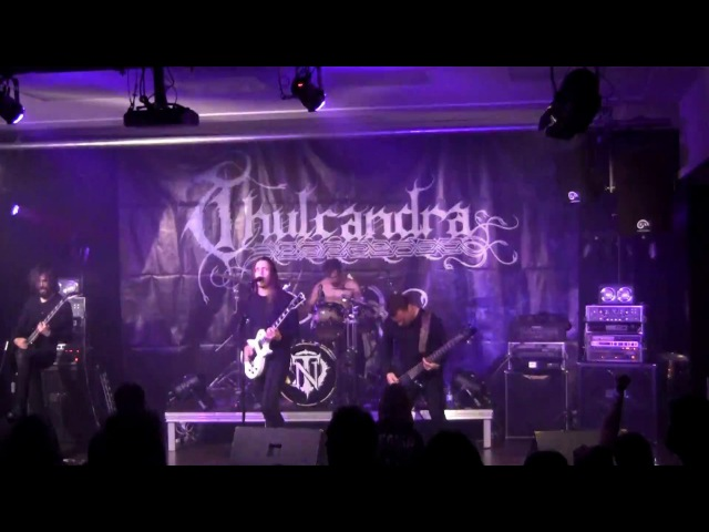 THULCANDRA - Frozen Kingdom live at hypothalamus 20.05.2017