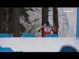 Это надо видеть! Лыжник из Венесуэлы устроил фурор на чемпионате мира
