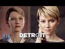 Перепрохождение Detroit Become human on PS4