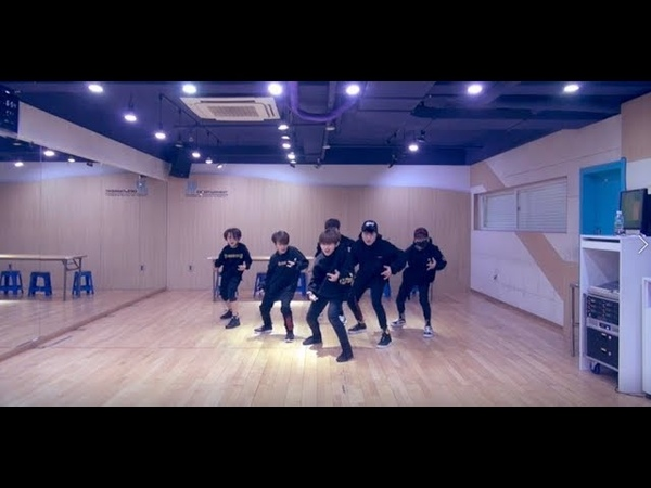 BOY STORY JUMP UP Dance Practice