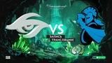 Team Secret vs NewBee - Game 2, Group B - The International 2018