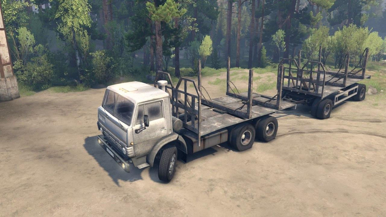 КамАЗ 55102 v4.0 FDKNkIZ7V00