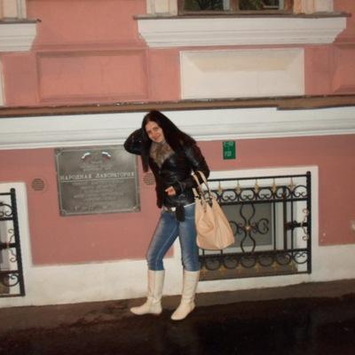 Iulia Vizir, 30 ноября , Санкт-Петербург, id218382780