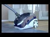 Рекламный ролик моющего пылесоса с аквафильтром Thomas Twin XT, 20 сек.