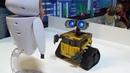 роботы игрушки виртуальная реальность развлечения для детей выставка роботов в перми