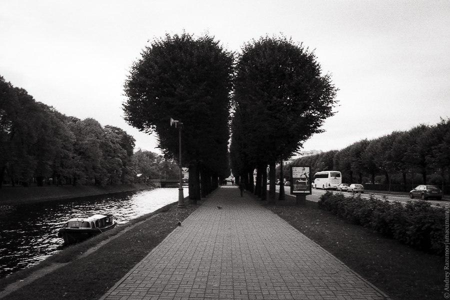 Сердце Петербурга на реке Мойке