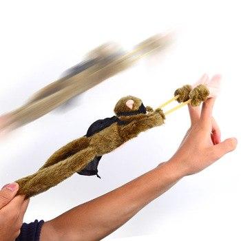 Кричащая обезьянка-рогатка