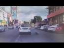 Случай с подставой от пешехода. Ульяновск.