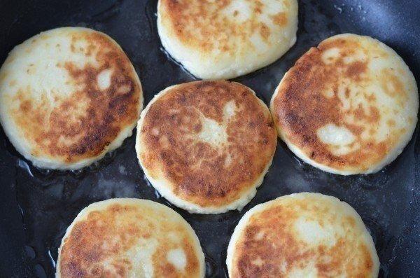 Идеально вкусные сырники на завтрак!