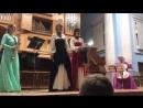 Портреты Фа-диез 26.06.18 в Зале органной музыки Родина