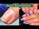 Acrylic Nails Transformation With Gel Polish Tutorial 💍