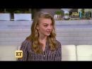 Natalie Dormer sat down with Entertainment Tonight