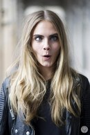 My New Favourite Model, Cara Delevingne (10) .
