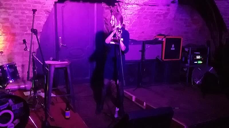 Стереополина Euroshima cover 18 01 19 live @ Down House Bar Москва