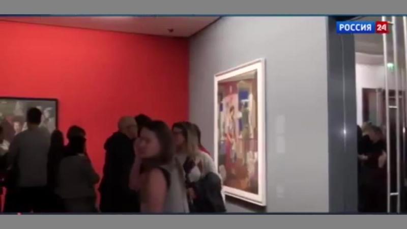 """Вена. """"Русские авангарды"""" в галерее Альбертина"""