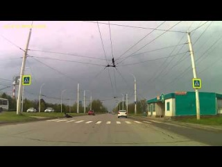 ДТП Пешеход жесть! г.Волгодонск