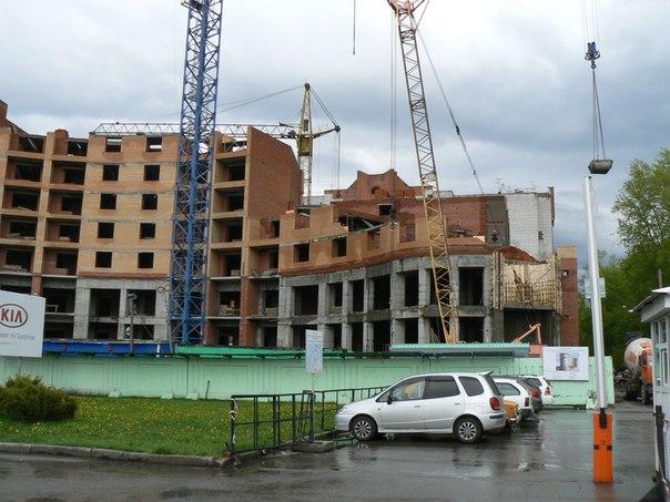В Томской области сократят сроки выдачи разрешений на строительство