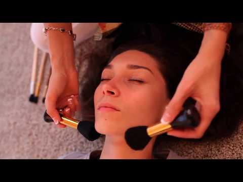 Что такое кисточковый массаж лица