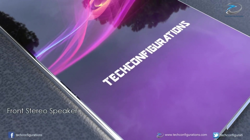 Sony Xperia XZ3 INFINITY Introduction Concept Our Dream Xperia Design with 95 Full HD