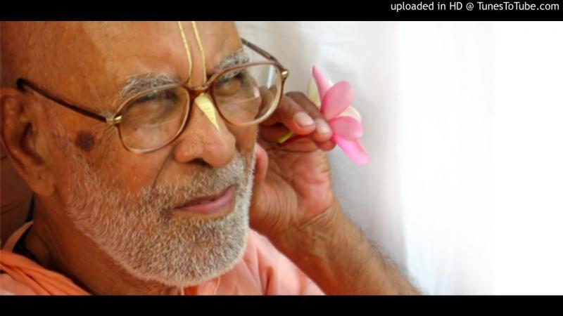 Nirjala Ekadashi Lecture by Srila BV Narayan Maharaj in Hindi