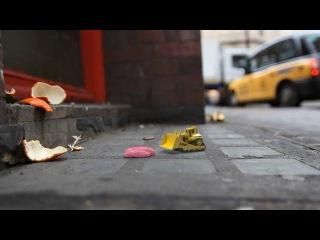 Что происходит на улицах города, пока никто не видит