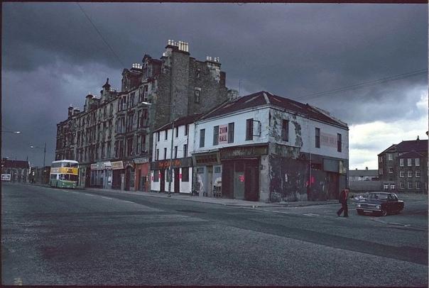 1980-е гг. Шотландияг.Глазго