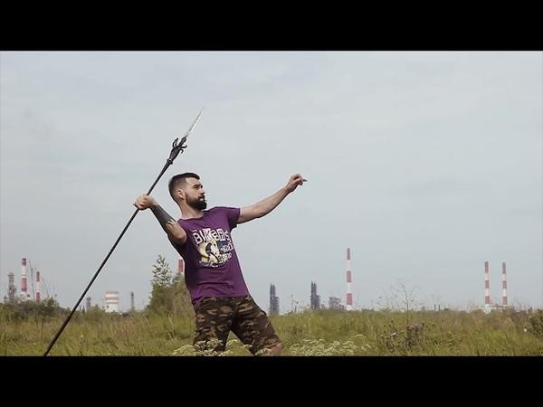 Ковка копья , которое рубит деревья (копье рыцаря из города за стеной- Dark Souls 3) своими руками