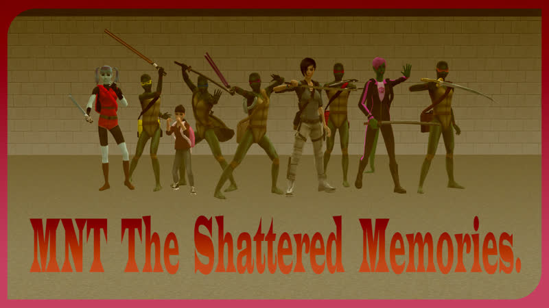 MNT The Shattered Memories серия 3