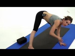 Yoga Workout - Yoga Twist Pose | vk.com/yogadn