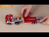 Конструктор LEGO Creator 3 in 1 (Лего Криэйтор) «Строительный тягач»