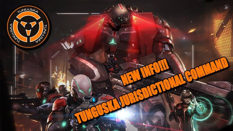 Corvus Belli News - Tunguska Jurisdictional Command
