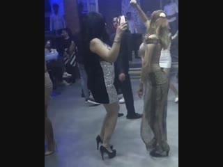Hot Arabic Woman Dance