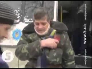 ГОЛЫЙ КАЗАК  КТО ОН !!ФАЛЬШИВКА!!!!!! Михаил Гаврилюк   жертва Беркута!  Новости Украины ОнЛайн