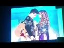 Soy Luna en concierto Piden Beso Lutteo barcelona