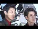 "[VIDEO] 180207 Chanyeol & Sehun @ PRADA ""PRADA COMIC"" Launching Event"