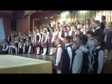Дети хором поют Рамштаин Ангел! Rammstein Engel