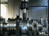 WFL M60 MillTurn Complete Crankshaft Machining - MARTECH Machinery, NJ - USA