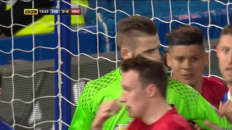 Chelsea MU FA Cup 2017 1