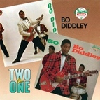 Bo Diddley альбом Bo Diddley/Go Bo Diddley - Two On One