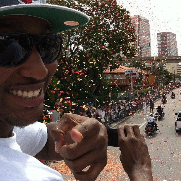 Лучший игрок НБА 2012
