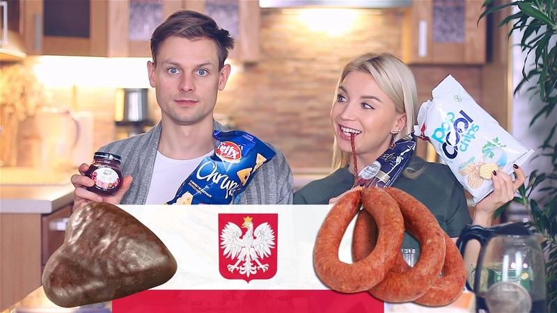 Пробуем Польскую Еду Polish Food
