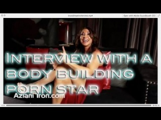 Brandi Mae - Interview with a Body building porn star