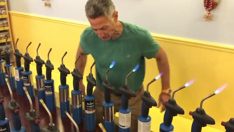 66 Most Blow Torches Extinguished With The Tongue Guinness World Records