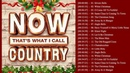 Country Christmas Songs 2019 ♥♥ Country Carols Music Playlist ♥♥ Best Country Christmas Songs