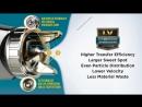 Технология LV (Low Volume) от Anest Iwata