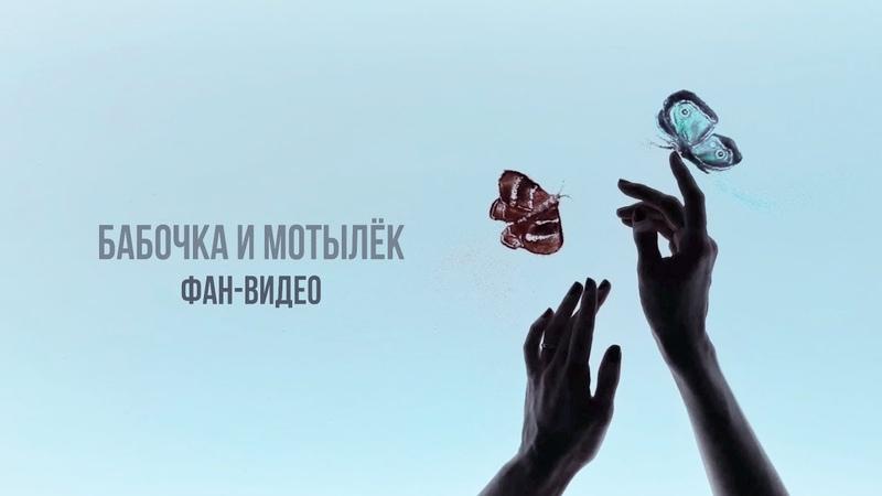 Владимир Пресняков - Бабочка и мотылёк (фан-видео)