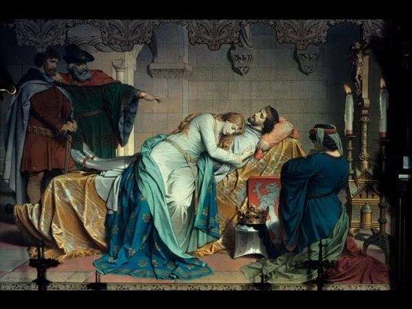 Тристан и Изольда - часть 1 (русские субтитры)