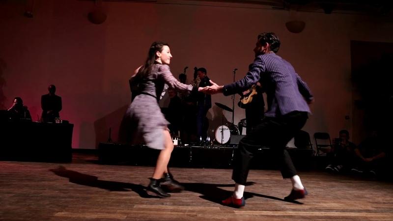Swingin Paris Winter 2018 - Maria Filippova Daniil Nikulin